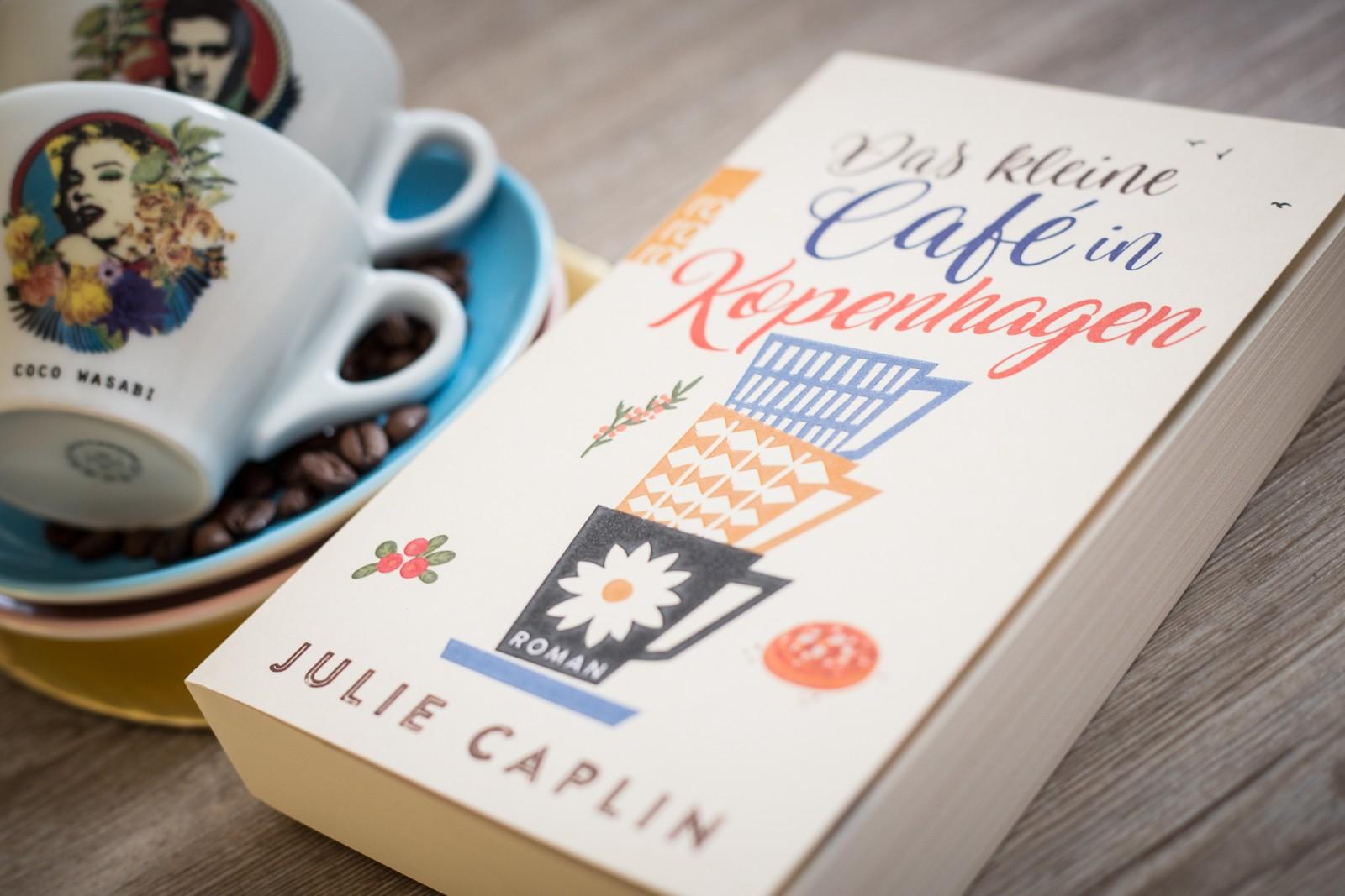Das kleine Café in Kopfenhagen - Julie Caplin