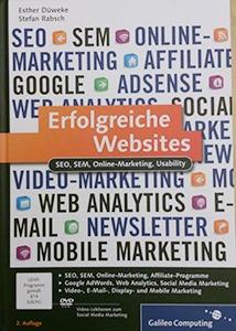 Erfolgreiche Websites – Esther Düweke, Stefan Rabsch