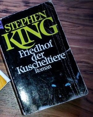Friedhof der Kuscheltiere - Stephen King