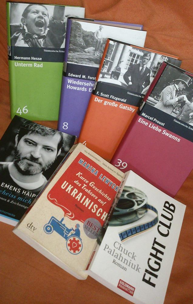 Offener Bücherschrank in Wieselburg