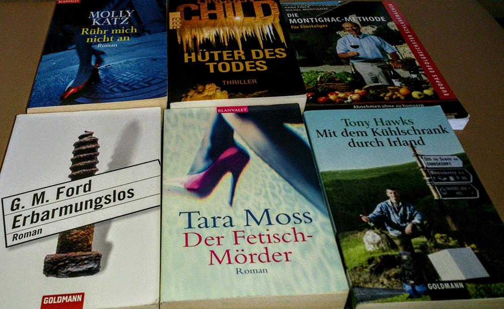 Adventmarkt und Bücherschrank in Wieselburg