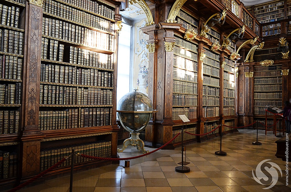 Stiftsbibliothek im Stift Melk