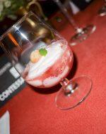 Nachspeise - Erdbeer-Mascarpone-Creme