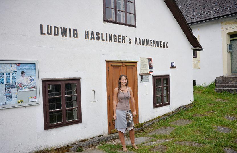 Bärenwald und Ludwig Haslinger's Hammerwerk – Das unvermutete Highlight in Arbesbach