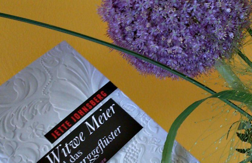 Witwe Meier und das Sarggeflüster - Jette Johnsberg
