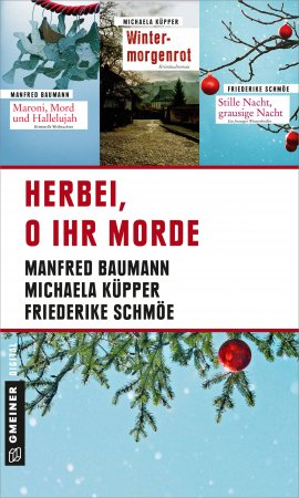 Herbei, o ihr Morde - ebook Weihnachtspaket