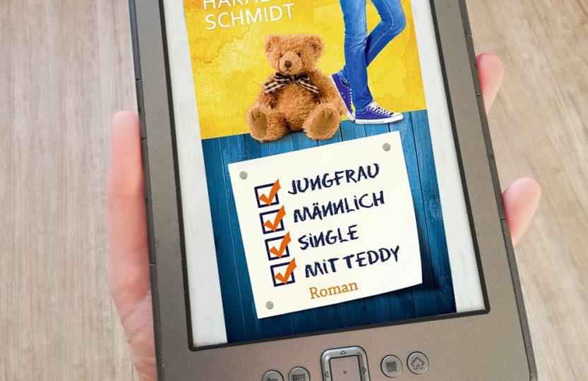 Jungfrau, männlich, Single, mit Teddy - Harald Schmidt