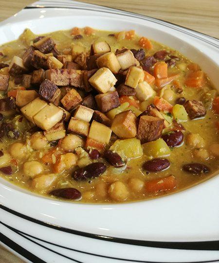 Yummy, yummy Veganes Curry