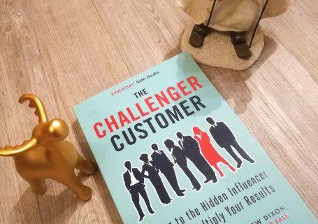 The Customer Challenger - Adamson
