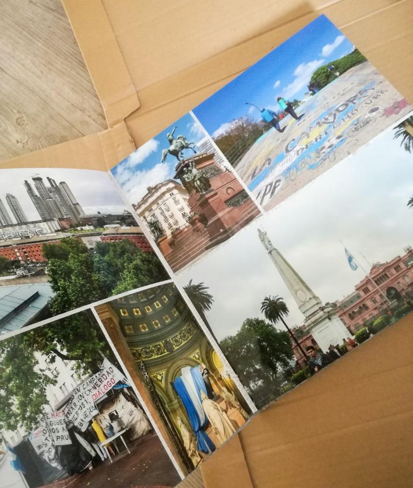 Saal Digital Argentinien Fotobuch
