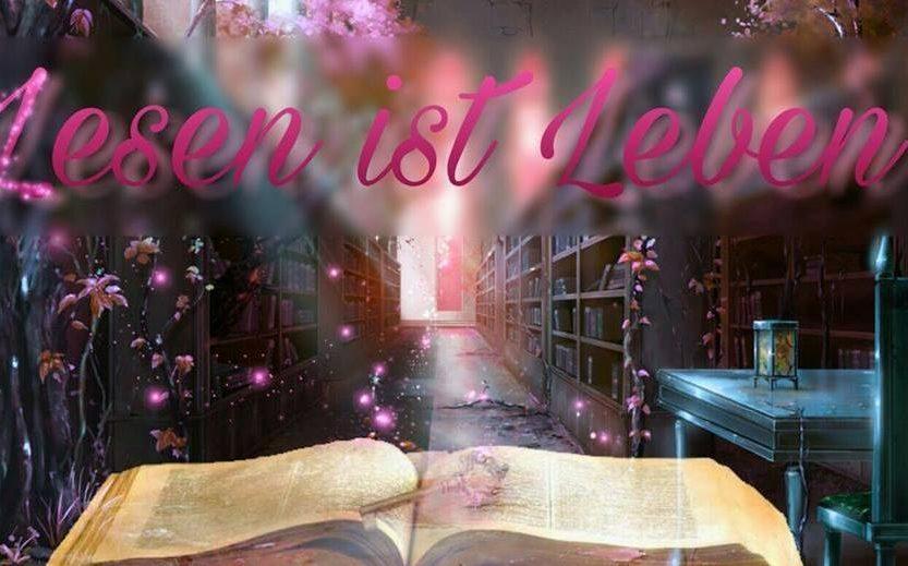 Around the world with books - Lesen ist Leben