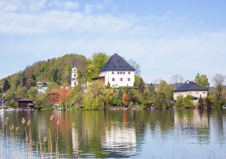Mattsee Schloss