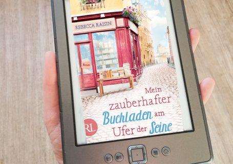 Mein zauberhafter Buchladen am Ufer der Seine - Rebecca Raisin