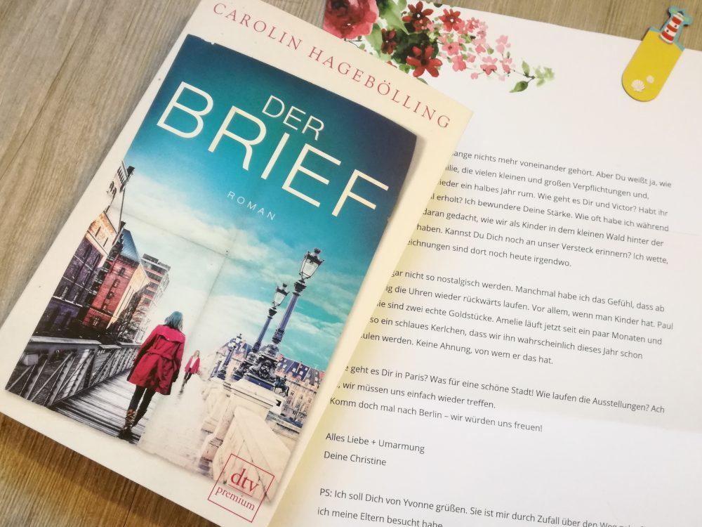Der Brief – Carolin Hagebölling