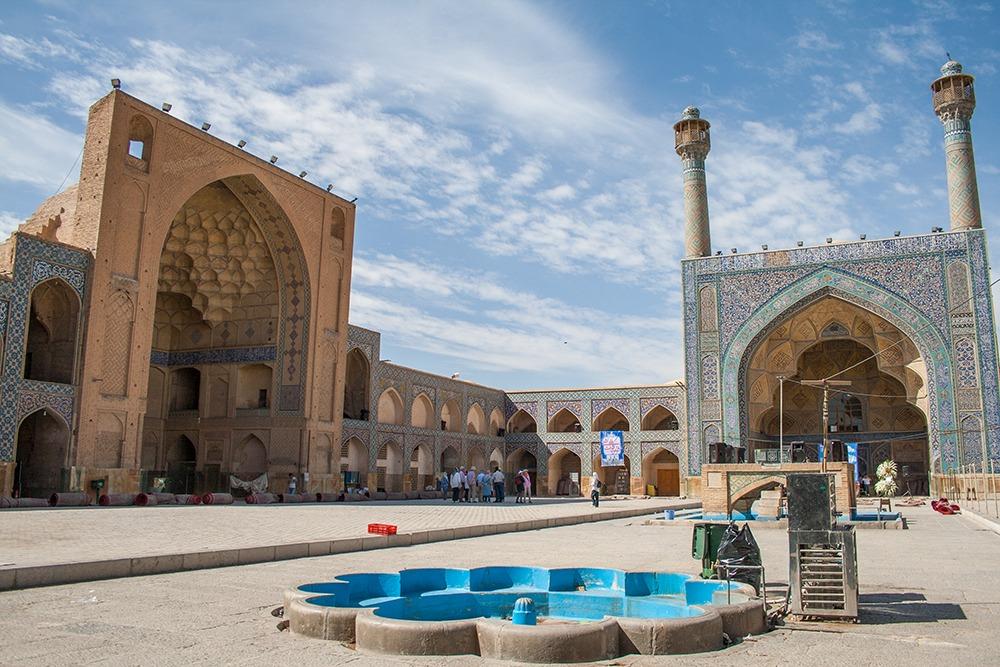 Religion und Ramadan im Iran