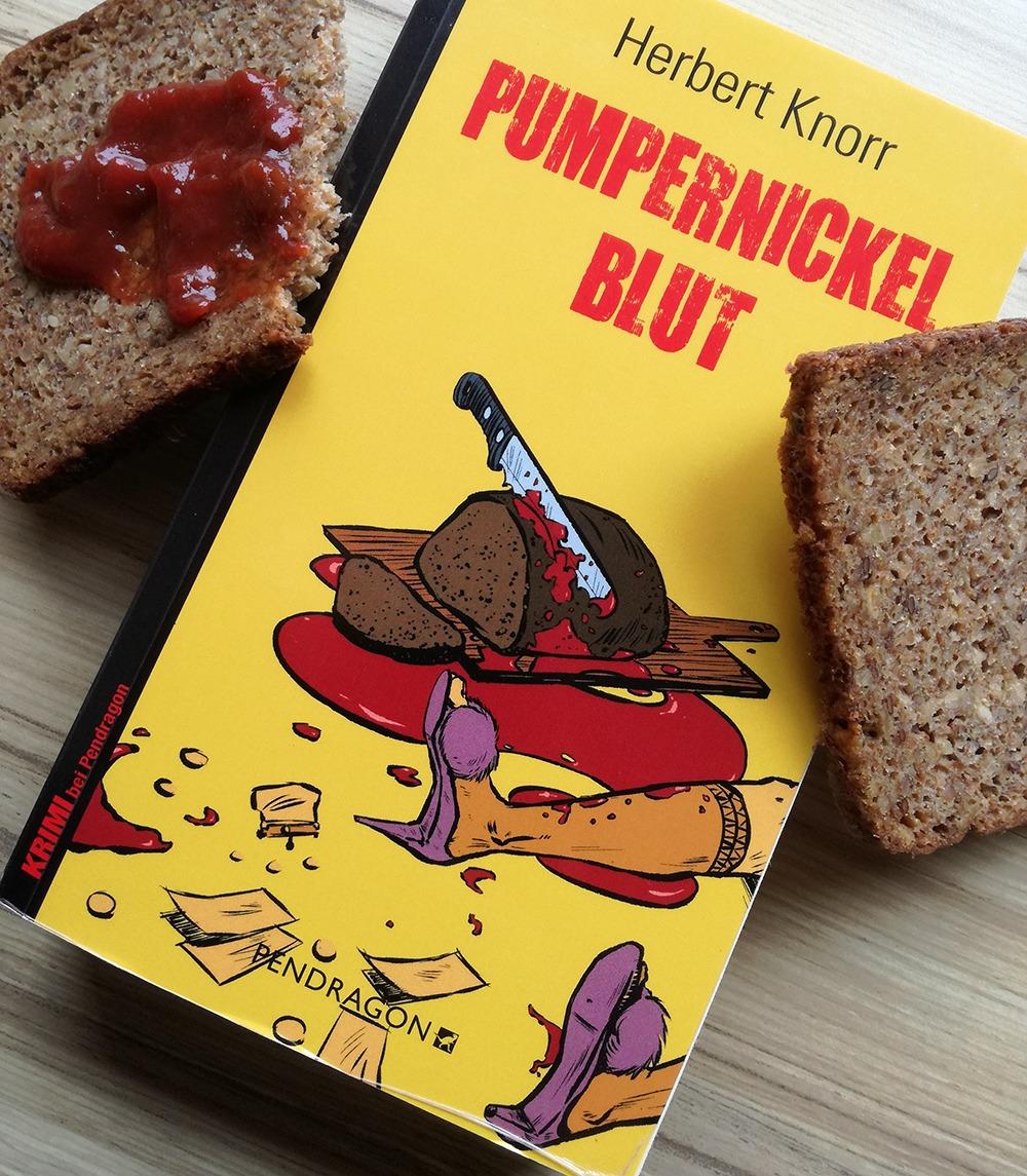 Pumpernickelblut - Herbert Knorr