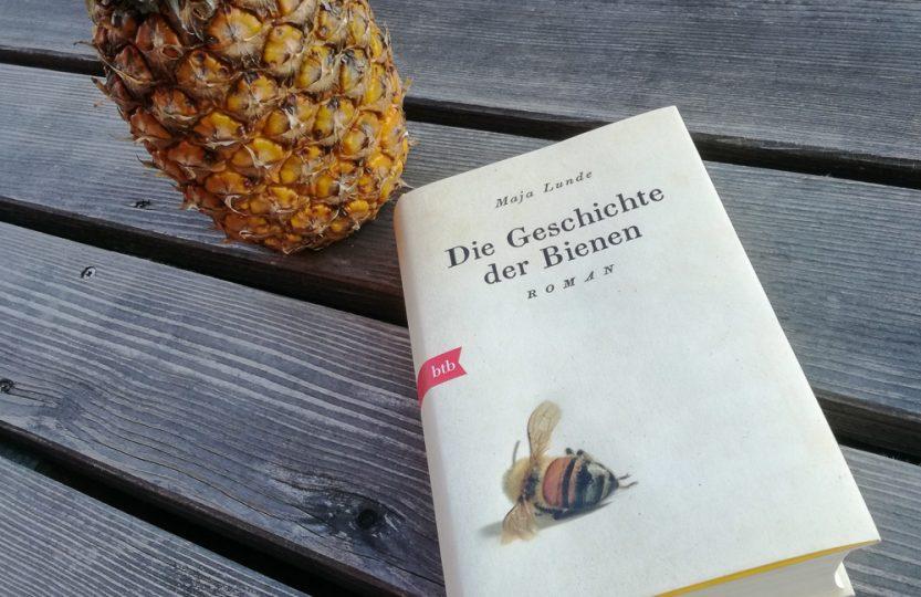 Die Geschichte der Bienen - Maja Lunde - Cover