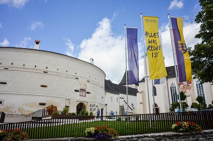 Landesausstellung im Schloss Pöggstall