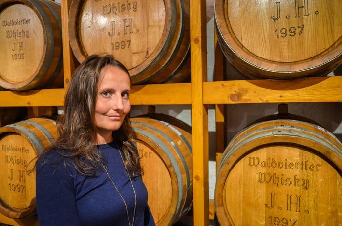 Österreichs erste Whiskydestillerie