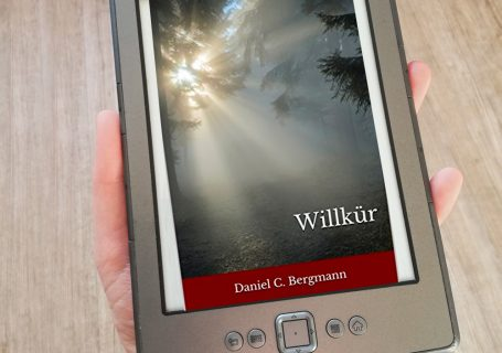 Willkür (Heilbrunner-Messer 1) - Daniel C. Bergmann