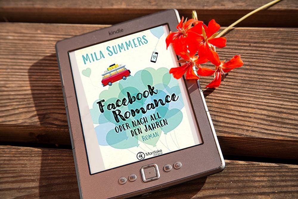 Facebook Romance oder nach all den Jahren – Mila Summers