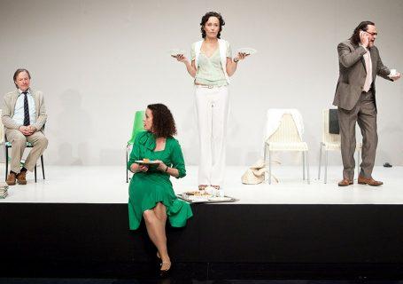 Theater: Der Gott des Gemetzels