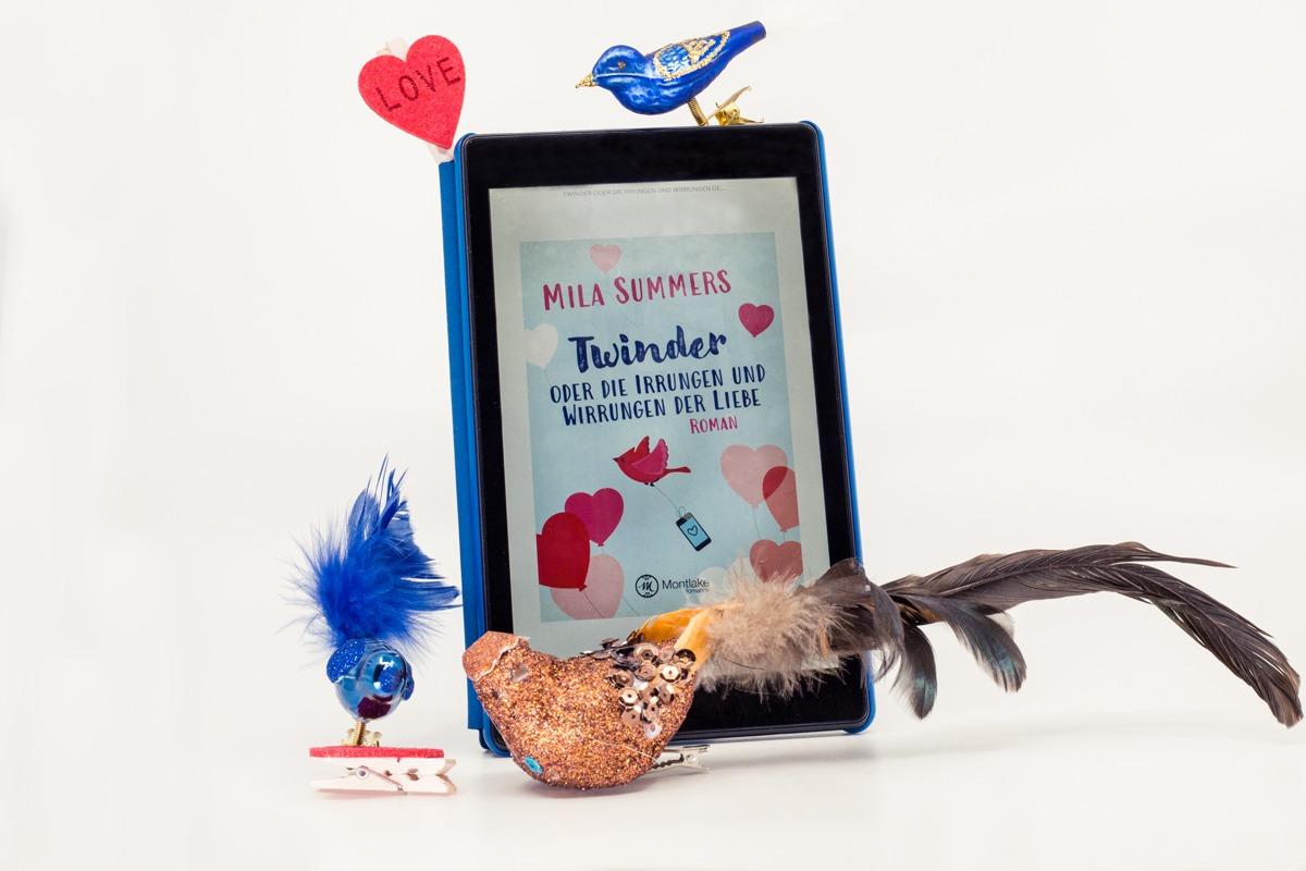Twinder oder die Irrungen und Wirrungen der Liebe – Mila Summers