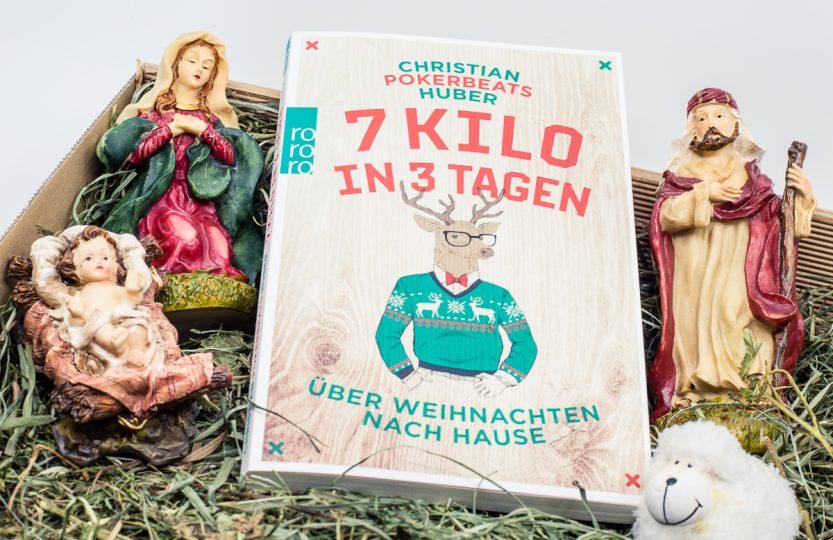7 Kilo in 3 Tagen - Christian Pokerbeats Huber