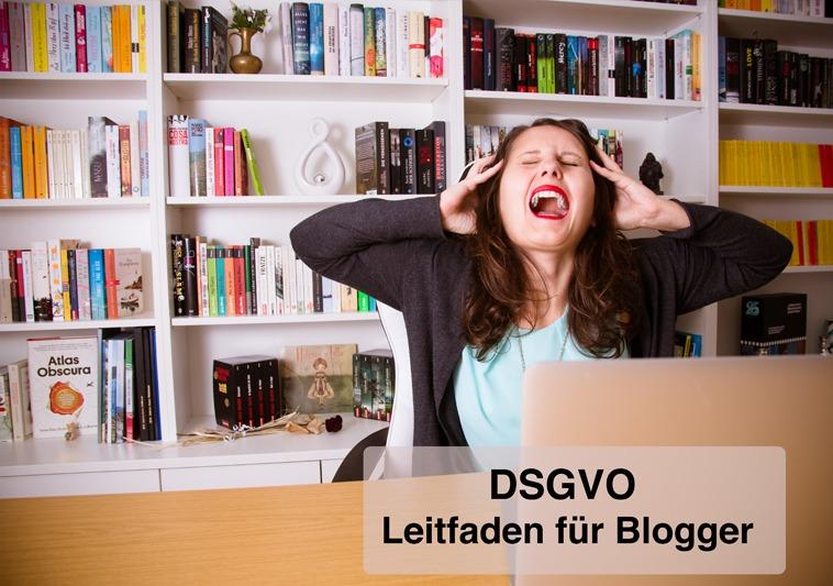 DGSVO Leitfaden für Blogger