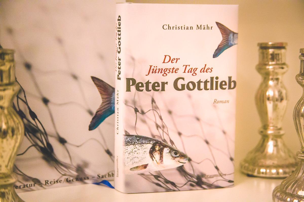 Der Jüngste Tag des Peter Gottlieb – Christian Mähr