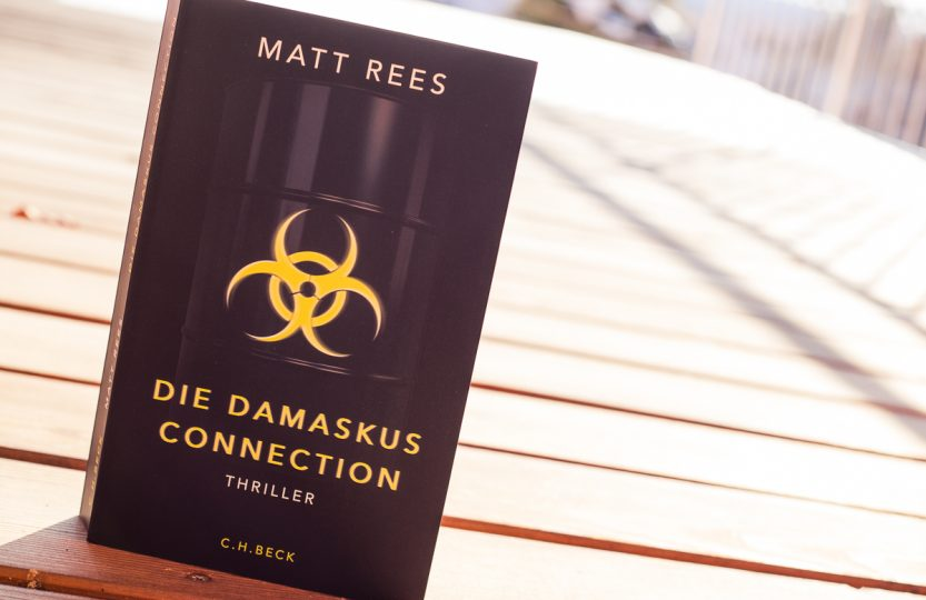 Die Damaskus Connection - Matt Rees