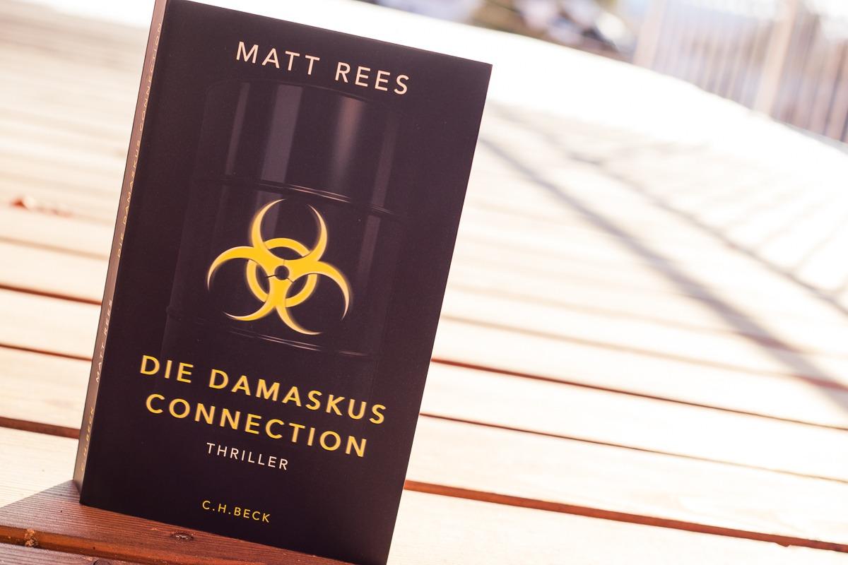 Die Damaskus Connection – Matt Rees