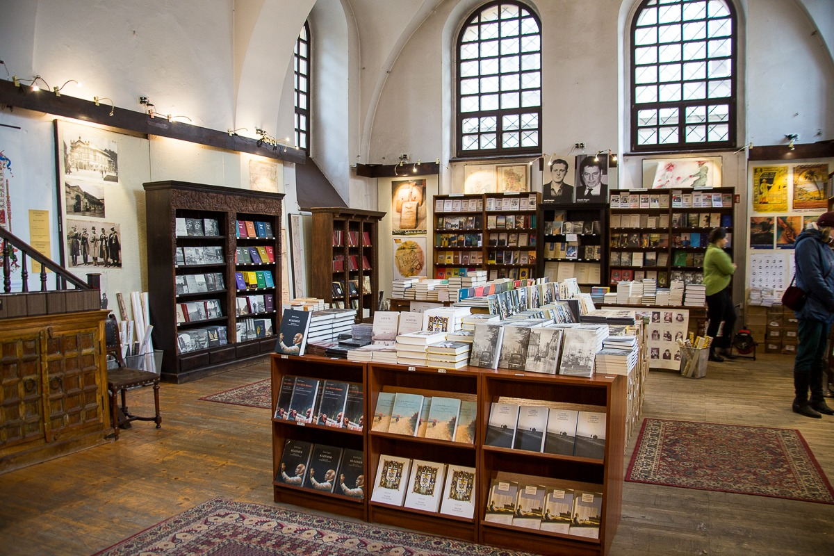 Buchhandlung Księgarnia Austeria