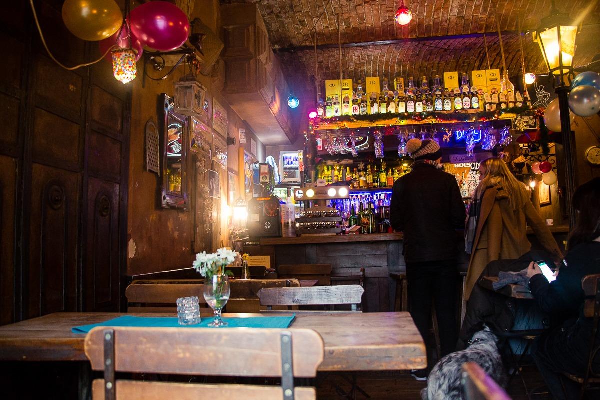 Ulica Krokodyli Pub & Cafe