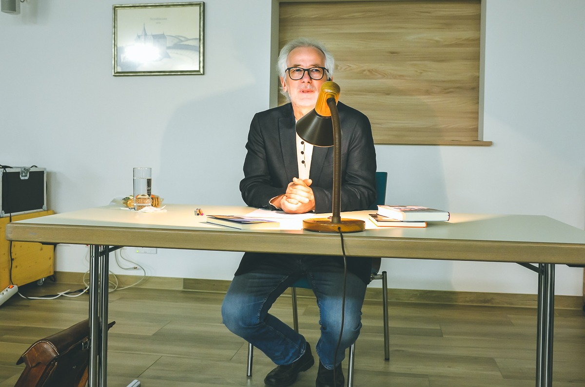 Lesung Dietmar Gnedt