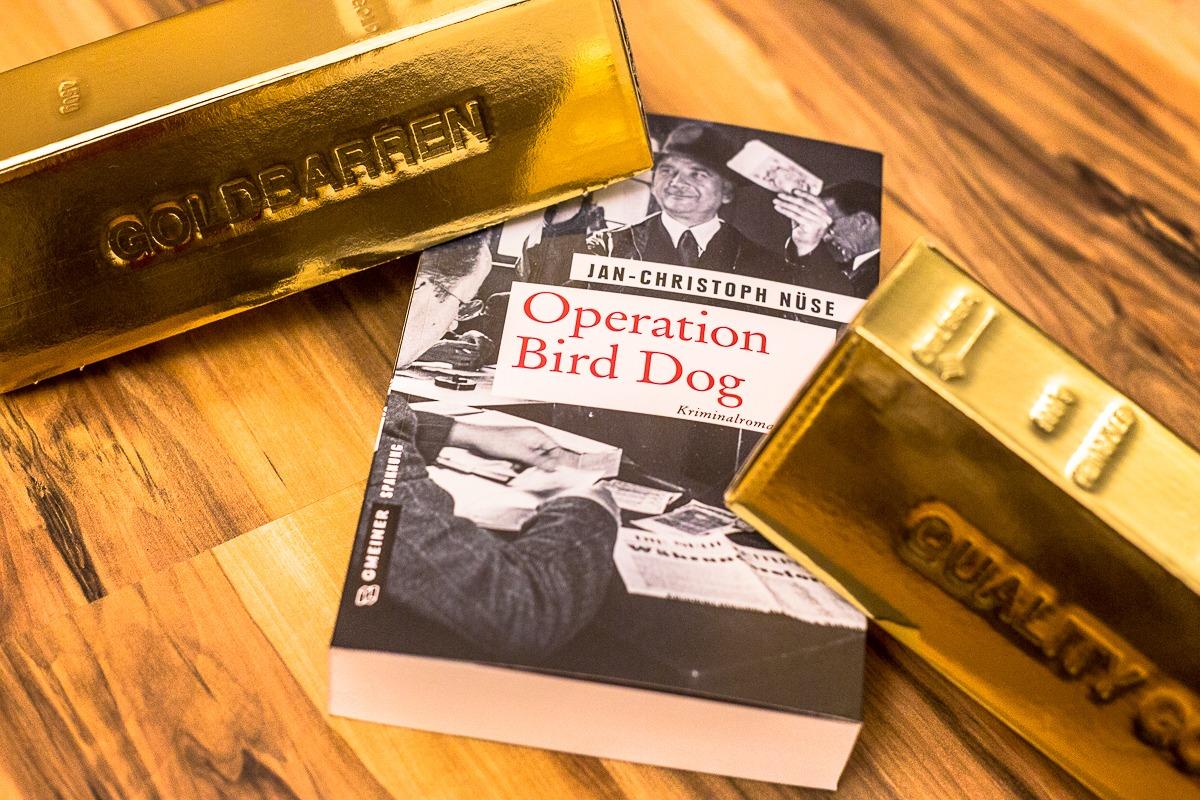 Operation Bird Dog – Jan-Christoph Nüse