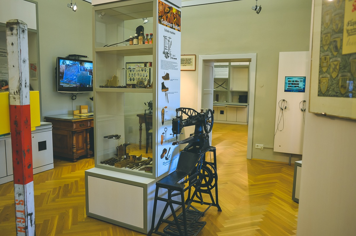 Buntes Sammelsurium im Stadtmuseum Hartberg