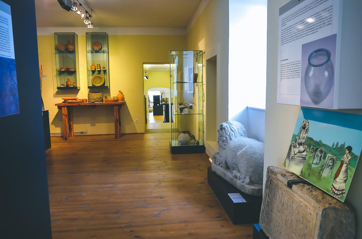 Eine Reise durch die Zeitepochen im Stadtmuseum Hartberg