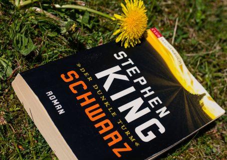 Schwarz (Der Dunkle Turm I) - Stephen King