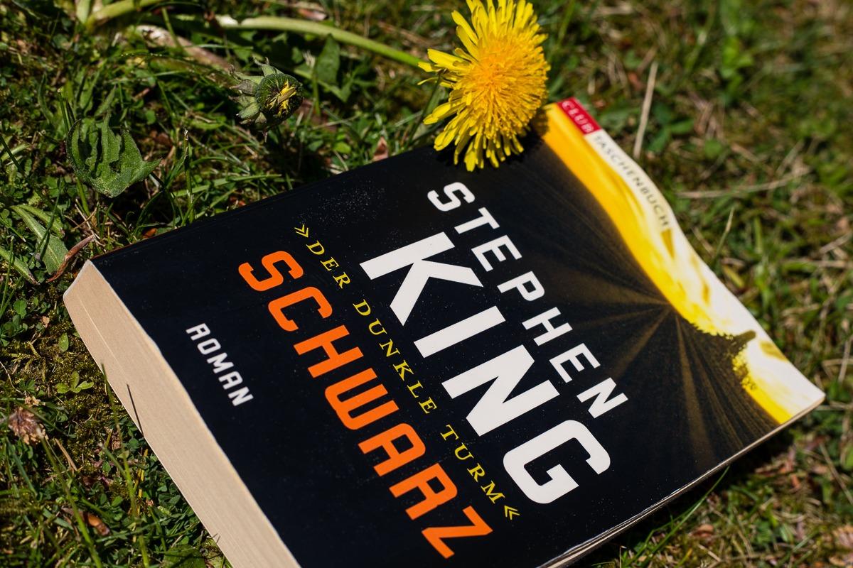 Schwarz (Der Dunkle Turm I) – Stephen King