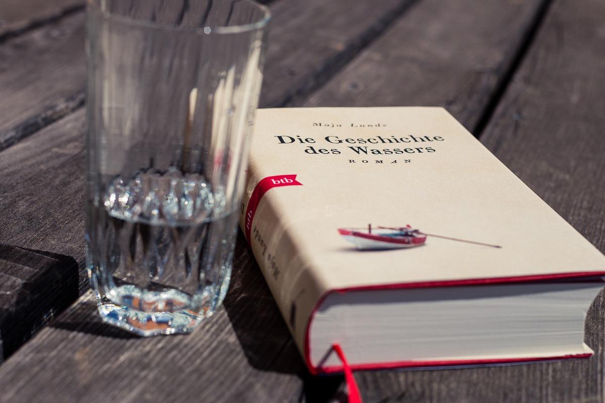 Die Geschichte des Wassers – Maja Lunde