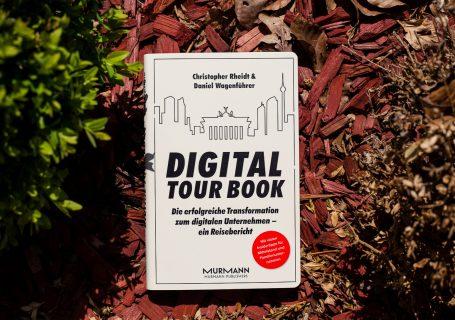 Digital Tour Book - Christopher Rheidt & Daniel Wagenführer