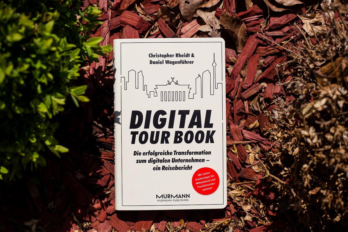 Digital Tour Book - Christopher Rheidt, Daniel Wagenführer