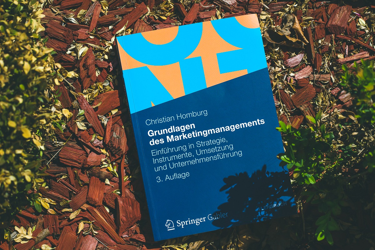 Grundlagen des Marketingmanagements – Christian Homburg