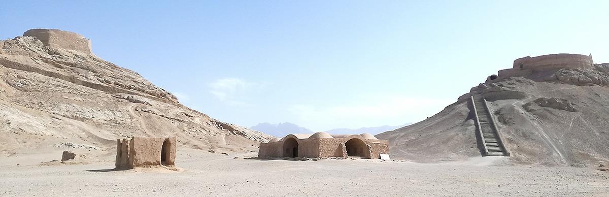 Schweigetürme in Yazd