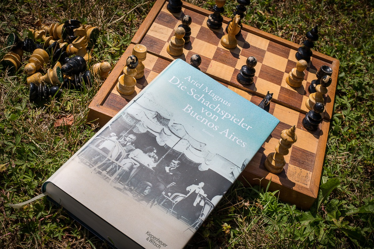 Die Schachspieler von Buenos Aires – Ariel Magnus