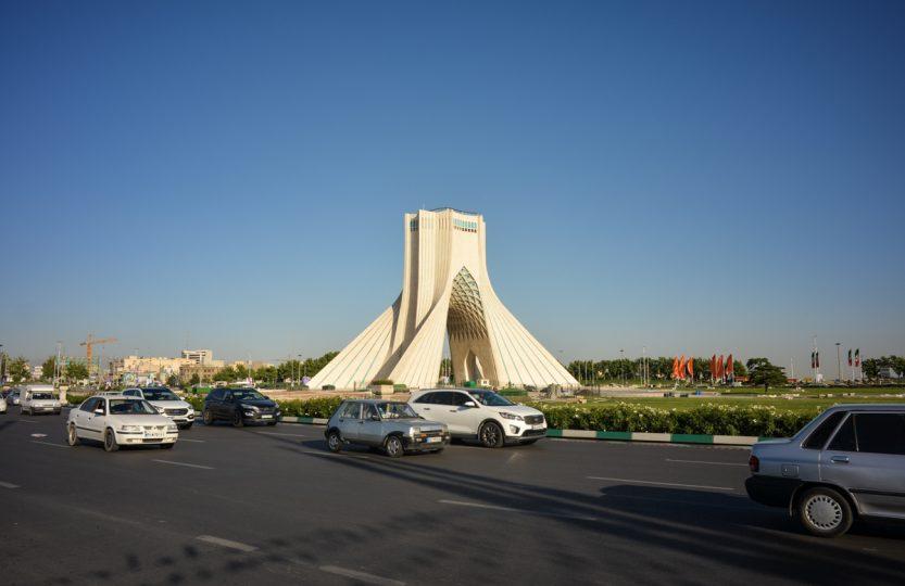 Azadi Monument Teheran