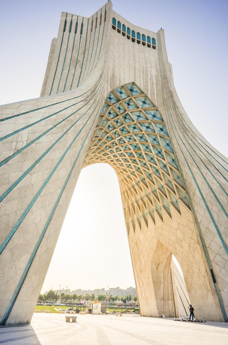 Azadi Monument - Freiheitsturm