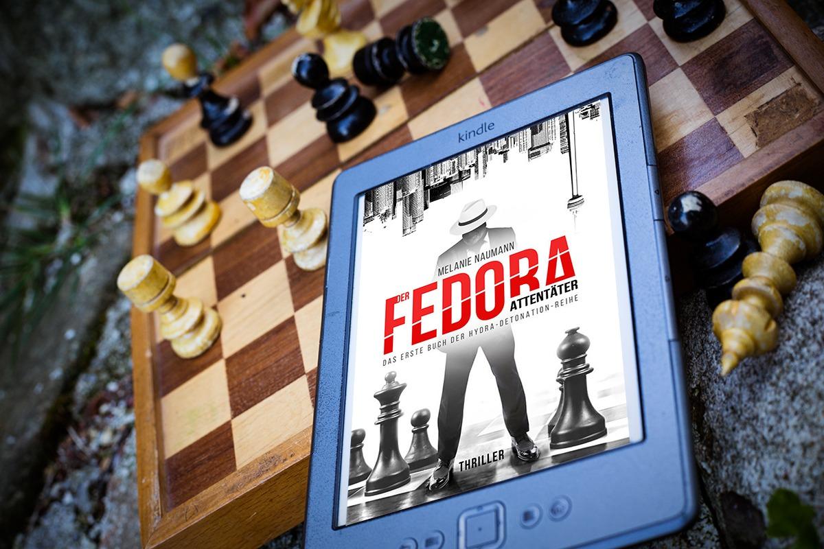 Der Fedora Attentäter - Melanie Naumann