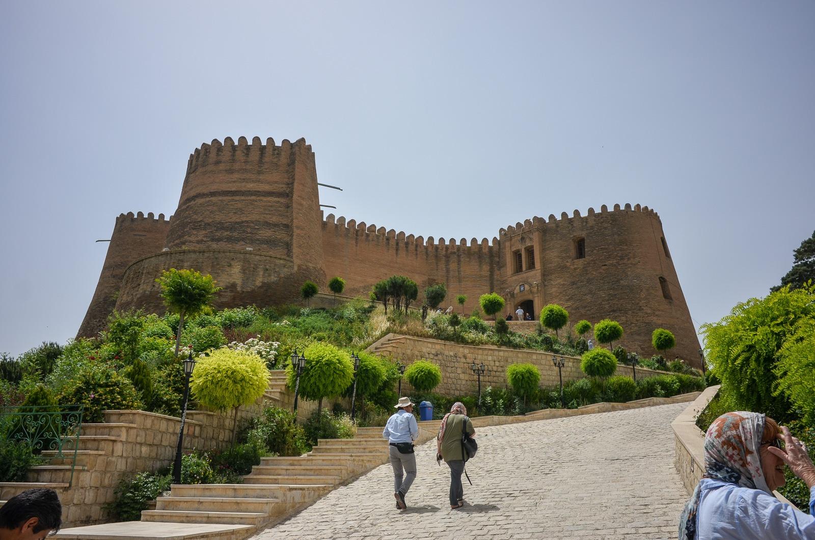 Falak-ol-Aflak - Khorrambad